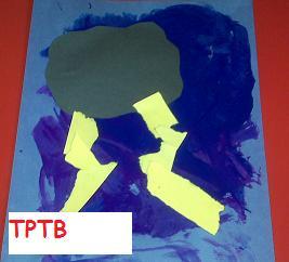 Weather Theme crafts for Preschool, PreK, and Kindergarten