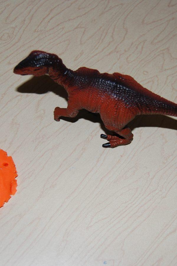 Dinosaur Theme Activities for Preschoolers!