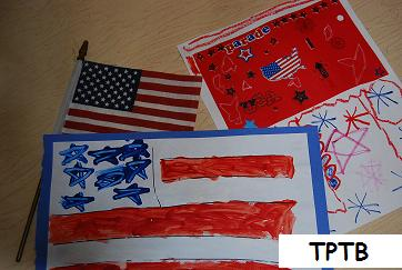 Patriotic Activities for Young Children!