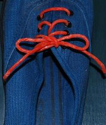 Wikki Stix Shoes