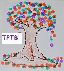 Beyond the Paintbrush – Fall Art for Preschool and Kindergarten!