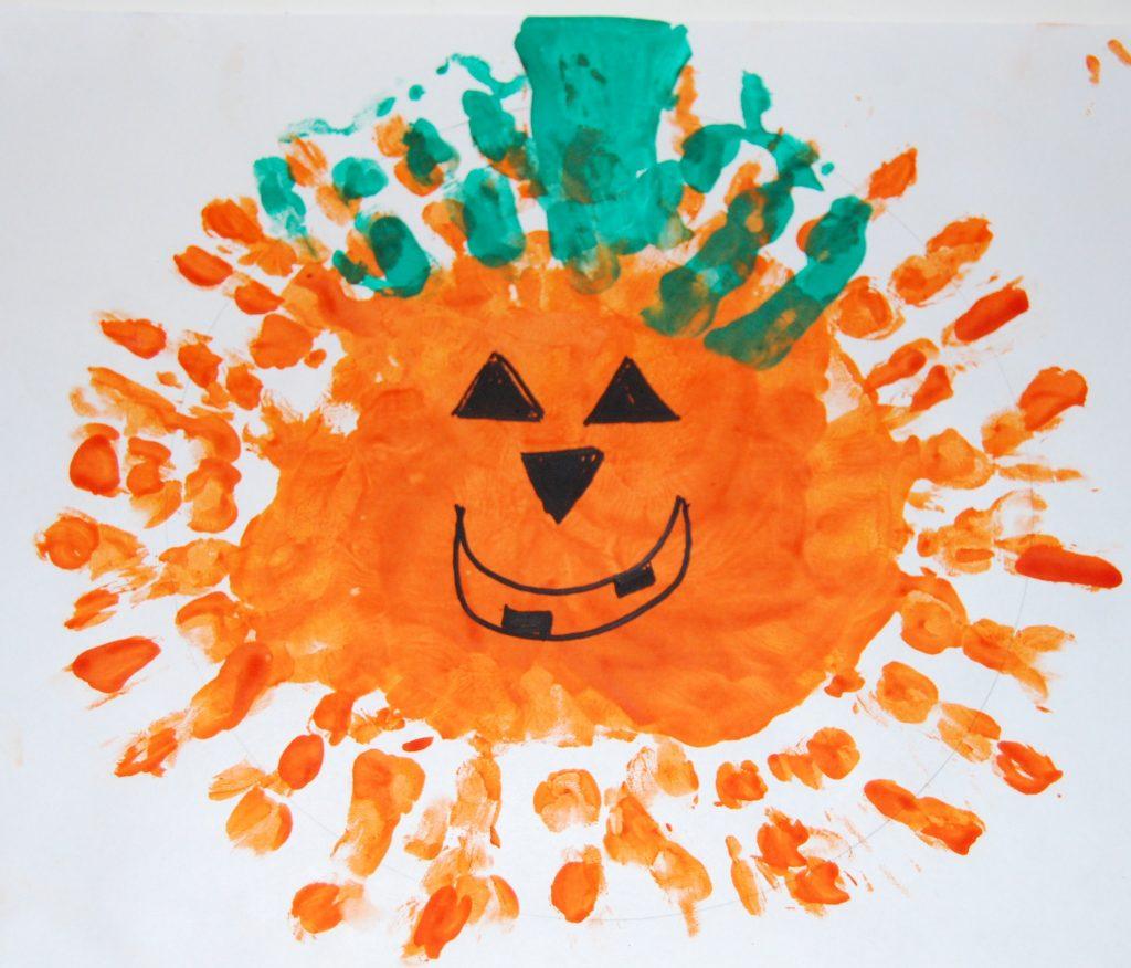 pumpkins_handprint turkeys 007
