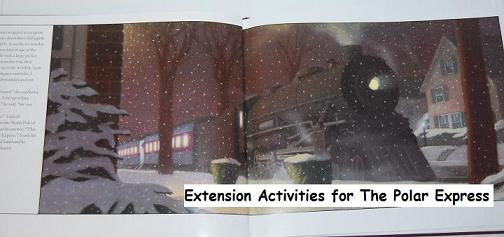 The Polar Express Extension Activities for Young Children!