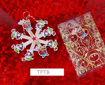 Christmas Craft Stickers Stickers Snowflake Craft