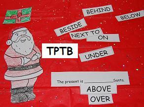 Christmas Literacy Activities for Preschool!