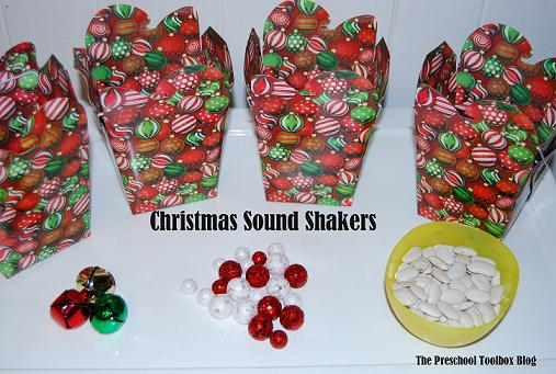 Christmas Sound Shakers