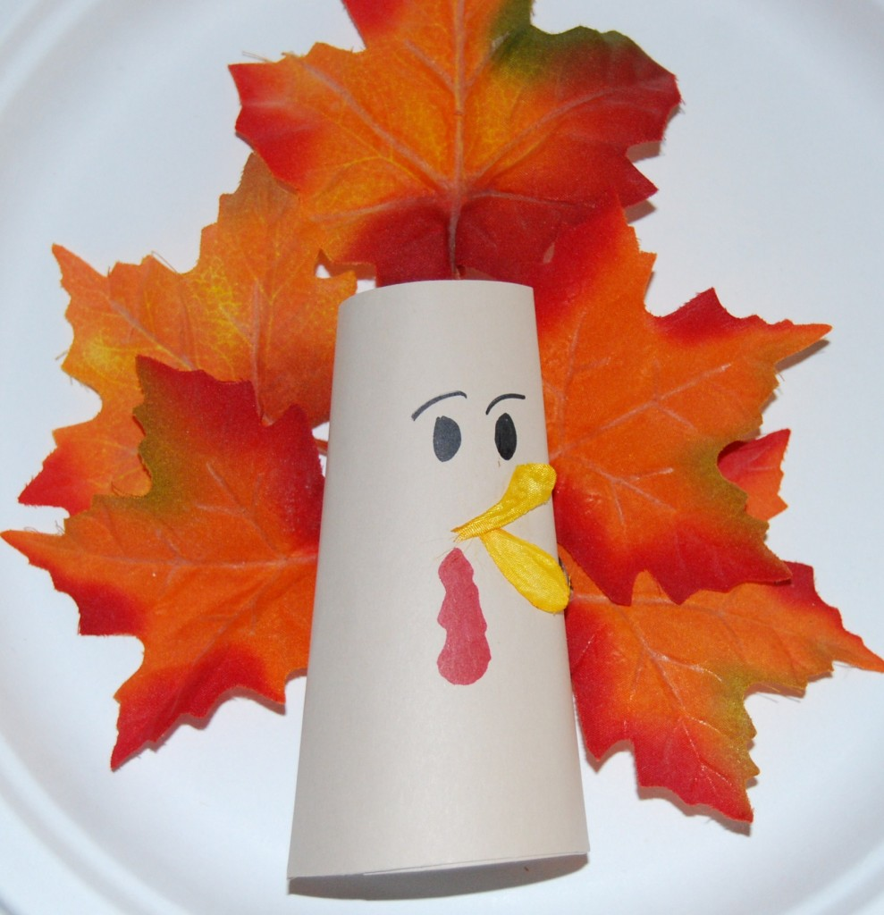 cardboard tube turkey 001