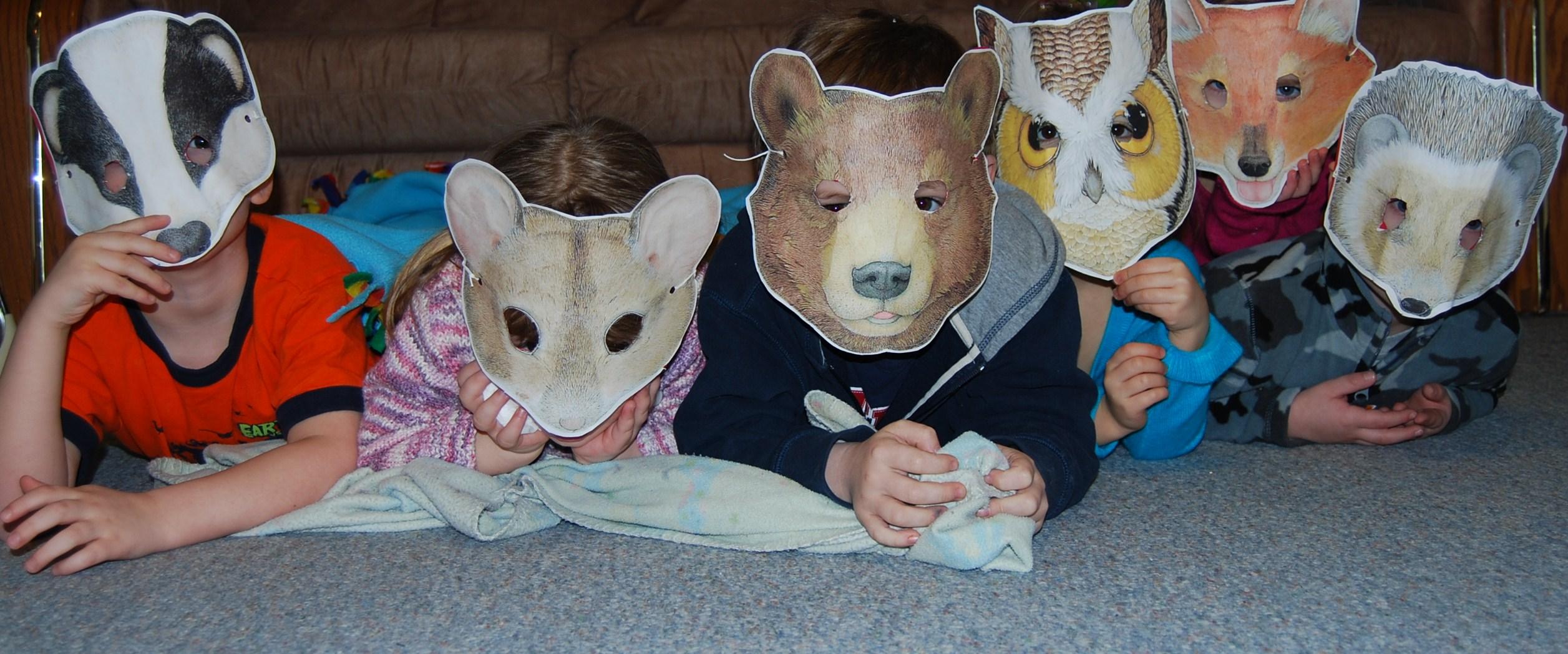 Extension activities for the mitten by jan brett the preschool