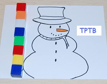 """Let it Snow, Let it Snow, Let it Snow!"" Winter Activities for Kids!"