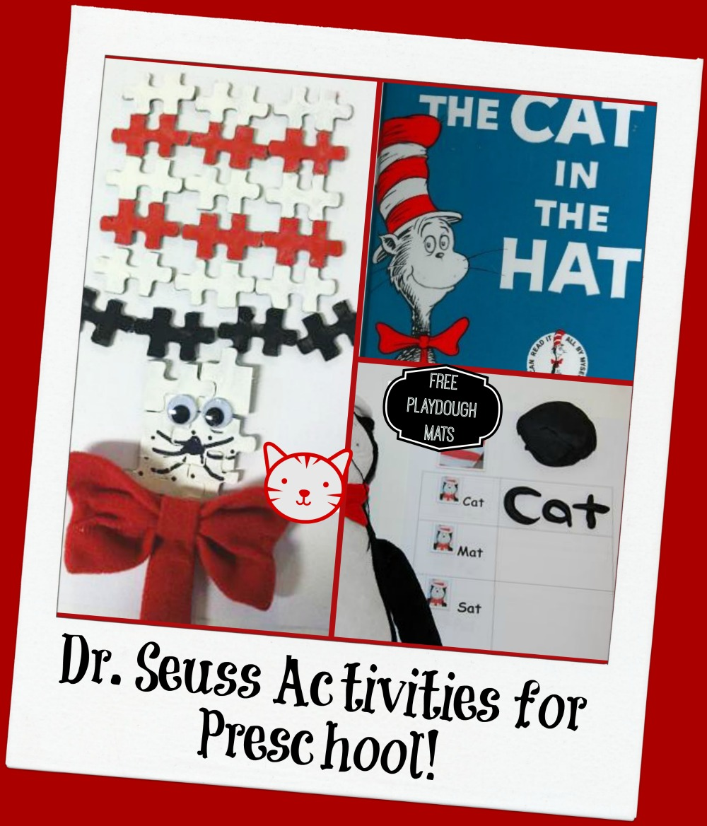 Dr. Seuss Activities for Preschool