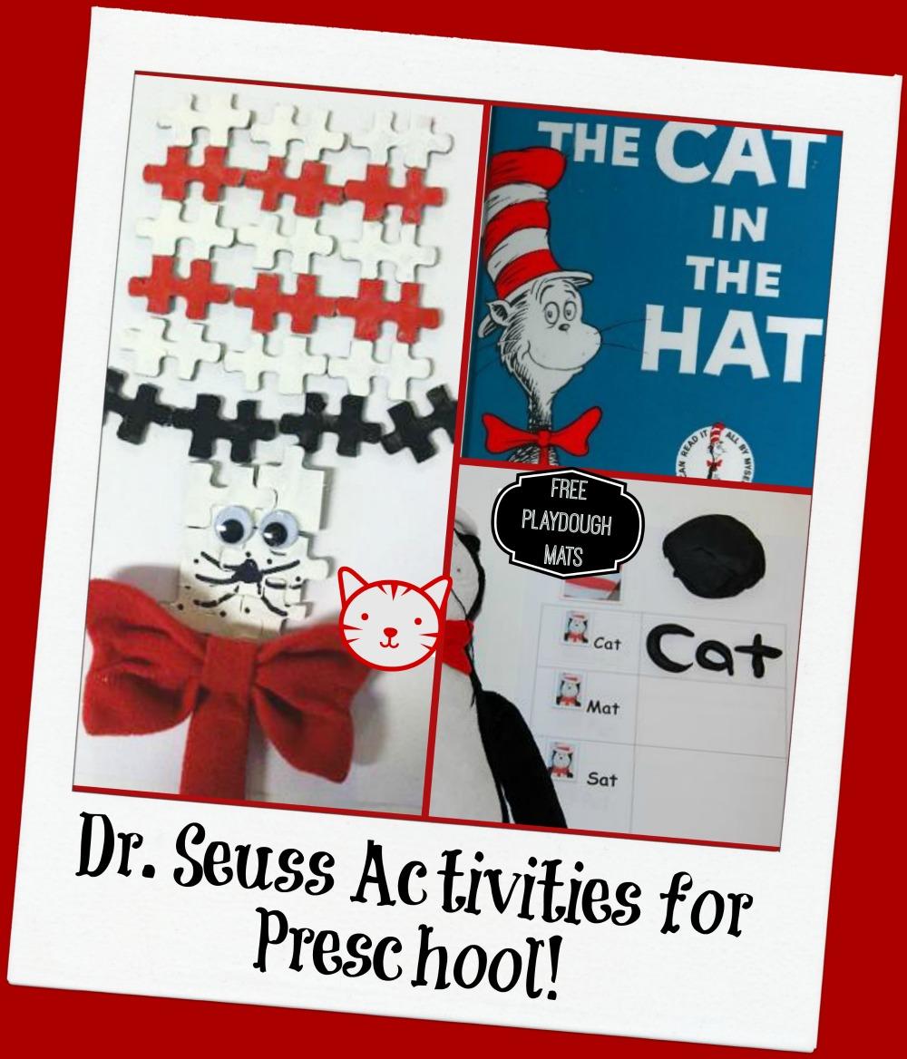 Dr. Seuss Activities for Preschool