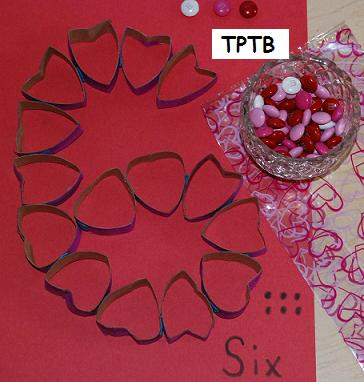 Valentine's Math and Science Activities for Preschool!
