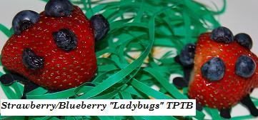 Ladybug Theme for Preschool: Strawberry Ladybugs, a PowerPoint, & BUG-themed LINKY!