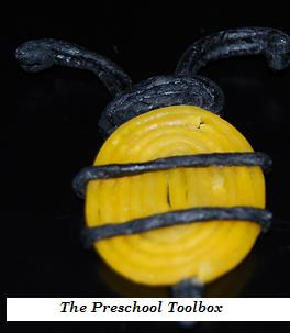 Busy Bumblebee Song Color Words And Numbers And Bee Crafts For