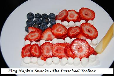 Memorial Day Snacks For Kids Archives The Preschool Toolbox Blog