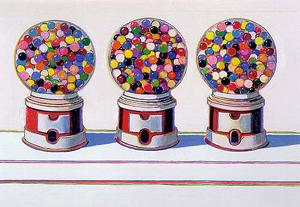 Painting Cakes, Candies, and Pies – Wayne Thiebaud for Young Kids!