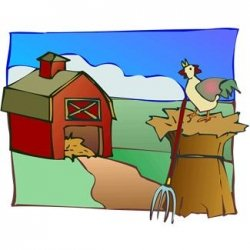Zoo and Farm Animals for Preschool and Kindergarten!