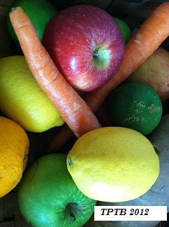 June is National Fresh Fruits and Vegetables Month!