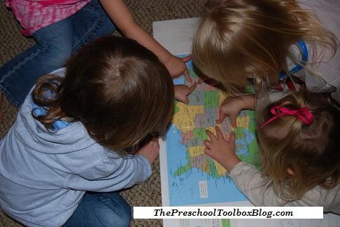 Learning about New Friends and Places in Preschool – Meet the Children: Arizona