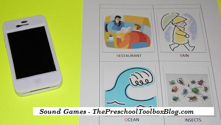 White Noise Ambience Lite App and iPhone Ringtone Sound Games for Preschool
