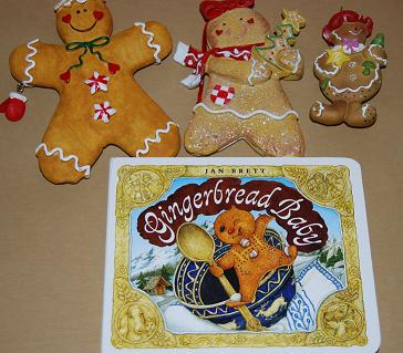 Gingerbread Baby by Jan Brett | The Preschool Toolbox Blog