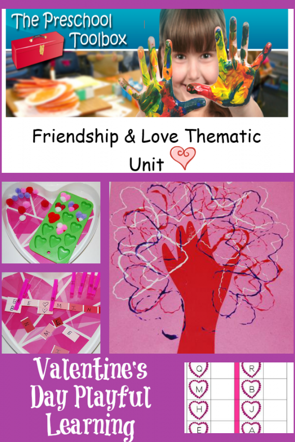 Valentine's Day Crafts and Activities for Preschoolers!
