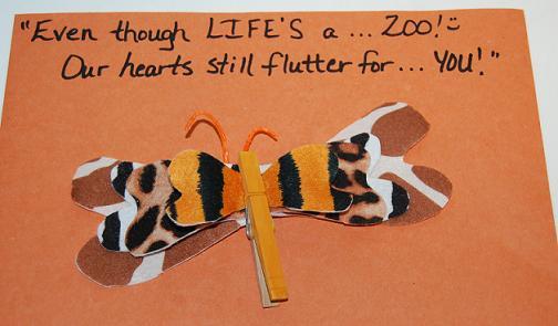 Zoo-Themed Valentine's Activities for Preschool!