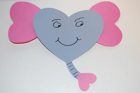 zoo themed valentines activities for preschool - Valentines Projects For Preschoolers
