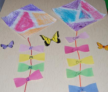Kite Craft And Learning Games For Preschool Kindergarten