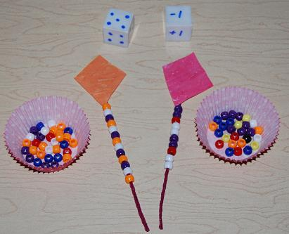 Spring Counting Game At