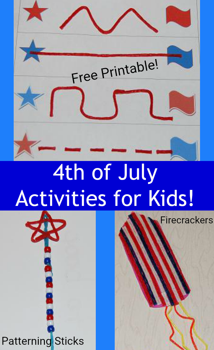4th of july theme preschool patriotic activities for to celebrate the 4th of july 860