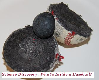What's Inside a Baseball? – Summer Science Activity for Preschool!