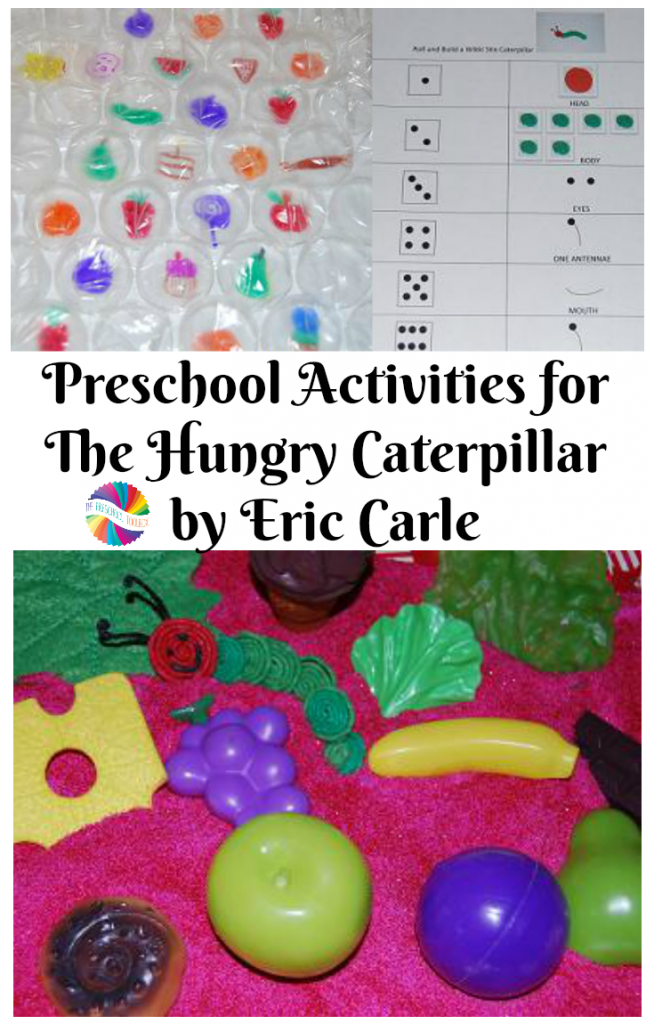 photograph relating to Very Hungry Caterpillar Printable Activities identified as The Hungry Caterpillar Pursuits - Joyful Birthday, Eric Carle!