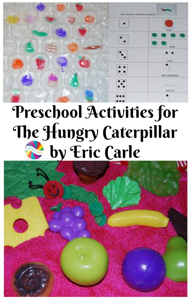the preschool the hungry caterpillar activities happy birthday eric 683
