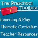Blog Changes Coming Soon: Preschool Themes and Free Resources for Homeschool or the Classroom!