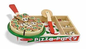 Thinking Beyond the {Pizza Party} Box in Preschool – Best Christmas Toys from @MelissaAndDoug