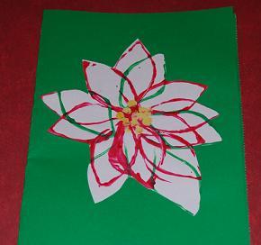 Poinsettia Craft_Blog 001