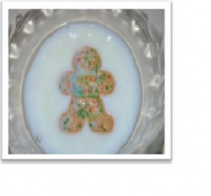 The Melting Gingerbread Man