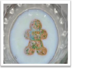 The Dissolving Gingerbread Man – Simple Science Activity for Kids!