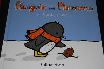 """Penguin and Pinecone"" by Salina Yoon – Extension Activities for Kids!"