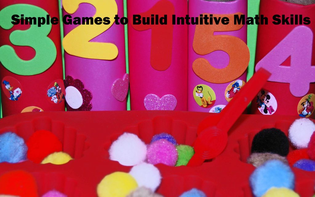 Game for Preschool Math