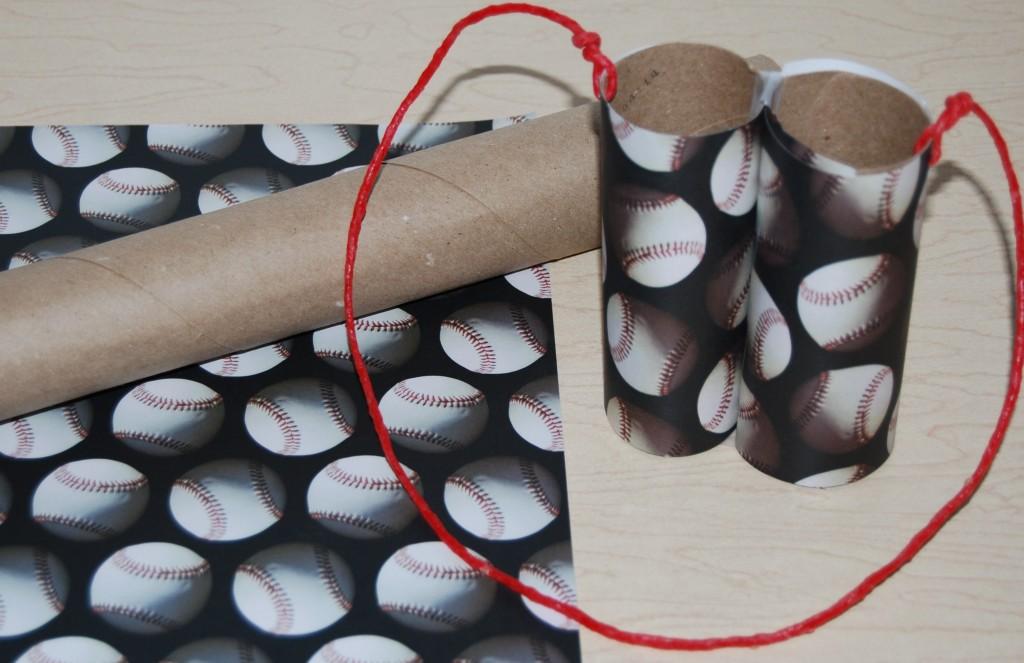 Cardboard Tube Binoculars 001