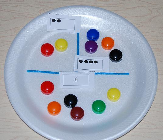 Intuitive Math: Part Part Whole Math In Preschool {Part Three}