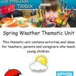 Spring Weather Theme