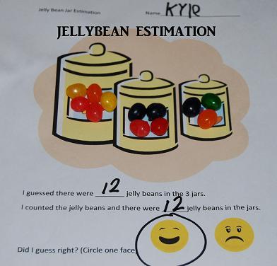 Jellybean Estimation