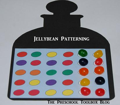Jellybean Patterning