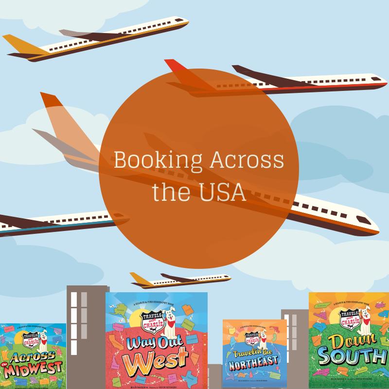 Booking USA