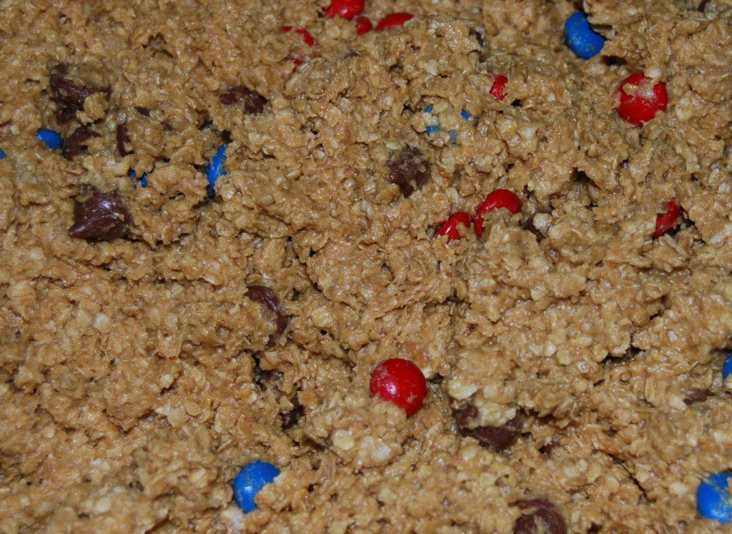 Patriotic Monster Cookies_Blog 001