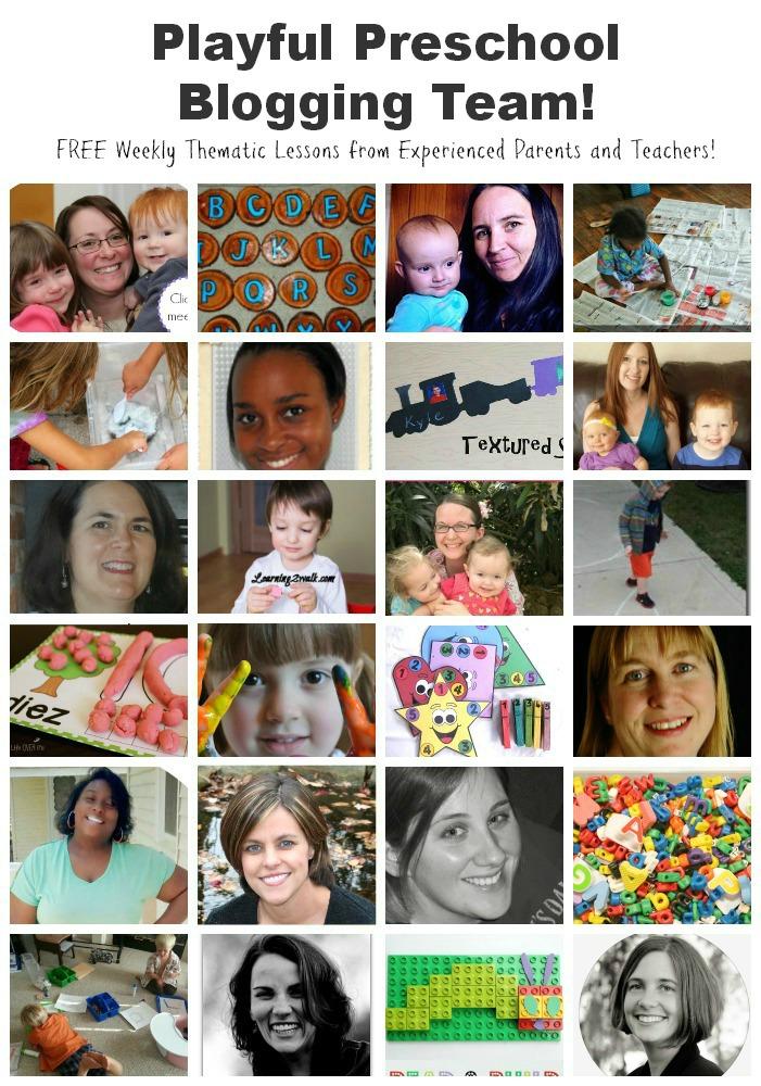 Playful Preschool Bloggers