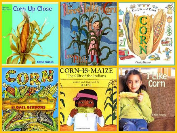 Corn Life Cycle & Sequencing Cards for #Preschool! #PlayfulPreschool ...